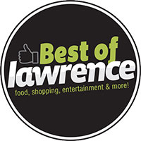 Best of Lawrence Logo